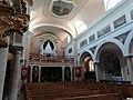 Notranjsot cerkve sv. Mavra, Izola.jpg