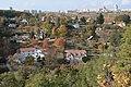 Nová Ves (Jinonice), pohled z Butovického hradiště.jpg