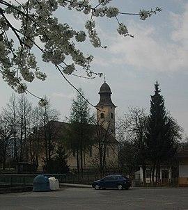 Novácky kostol sv. mikuláša