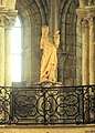 Noyon, cathedrale Notre-Dame, Mary and child.JPG