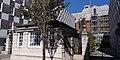 Number 32 And Gate Piers Between Bennett House And Edric House, Grosvenor Estate.jpg