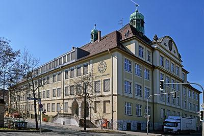 Nuremberg - Dürer gymnasium (aka).jpg