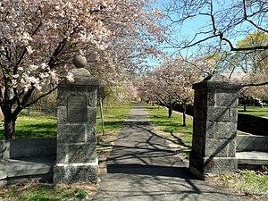 Nutley, New Jersey - Nutley Memorial Parkway