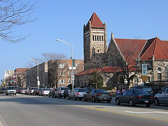 Oak Park, Illinois - Lake Street