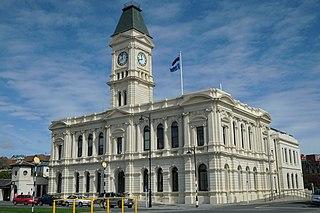 Waitaki District Council building