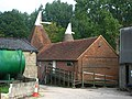 Oast House at Forstal Farm, Goudhurst Road, Lamberhurst, Kent - geograph.org.uk - 334763.jpg