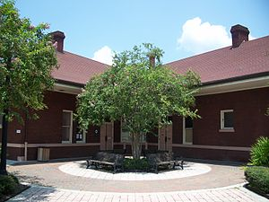 Ocala Union Station - Image: Ocalaunionstation 2