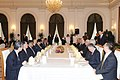 Official dinner reception was hosted in honor of Ilham Aliyev in Singapore, 2012 01.jpg