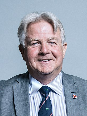 Ayr, Carrick and Cumnock (UK Parliament constituency) - Image: Official portrait of Bill Grant crop 2