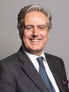 Mark Garnier British politician