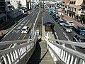 Okayama Electric Tramway Seikibashi Tram Stop - panoramio (6).jpg