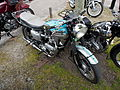 Old Silver and light blue colored Triumph, pic1.JPG