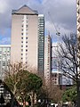 Old and new high rise, Isle of Dogs, E14.jpg