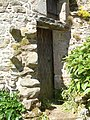Old door at Craigievar Castle - geograph.org.uk - 605745.jpg