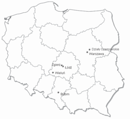 Oldcatholic Church in Poland maps.png