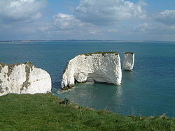 Old Harry Rocks, Isle of Purbeck