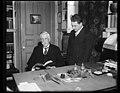 Oliver Wendell Holmes, Jr., left LCCN2016889964.jpg
