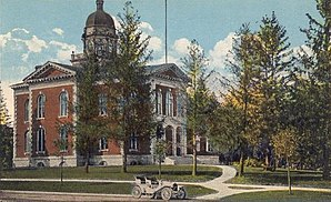 Olmsted County Courthouse (1915)