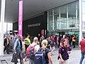 Olympic crowds Stratford International Station. (7721566730).jpg
