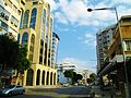 Omirou grand avenue in Nicosia Republic of Cyprus.JPG
