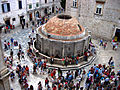 Onofrio's Fountain, Dubrovnik, Croatia.JPG