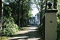 Oosterhout - Tilburgse Baan 1 - Landhuis Oosterheide vanaf de Tilburgsebaan.jpg