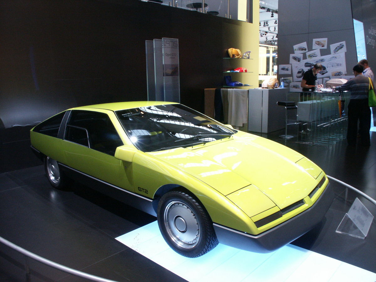 list of opel concept cars wikipedia. Black Bedroom Furniture Sets. Home Design Ideas