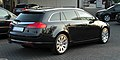 Opel Insignia Sports Tourer 2.0 CDTI ECOTEC Sport OPC Line-Paket – Heckansicht, 29. März 2011, Velbert.jpg