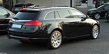 opel insignia a wikipedia. Black Bedroom Furniture Sets. Home Design Ideas