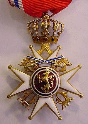 Order of St. Olav cover