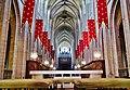 Orléans Cathédrale Sainte-Croix Innen Langhaus West 2.jpg