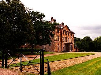 Ormesby - Ormesby Hall
