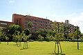 Osaka Gakuin University Yard (Osaka, Japan).JPG