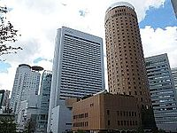 Osaka Marubiru Building and Hilton Osaka in 201409.JPG
