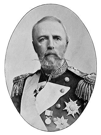 Dissenter Acts (Sweden) - Oscar II in a pre-1900 photograph.
