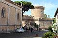 Ostia antica, castello di giulio II, 03.JPG