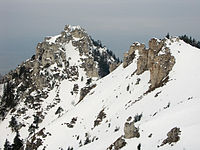 Ostrá, Greater Fatra (SVK) - western summit in winter.jpg