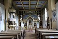 Osturňa church interior 2015 1.jpg