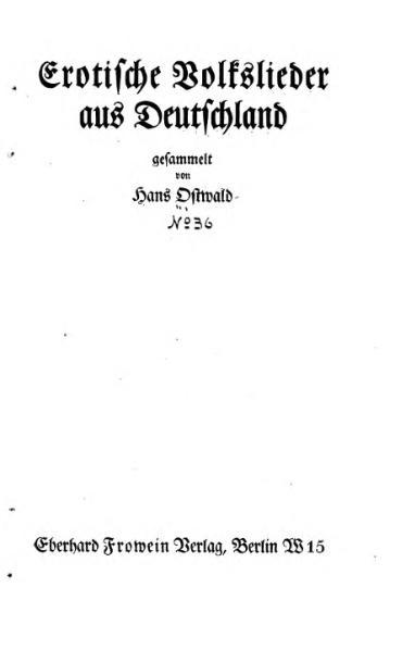 File:Ostwald Erotische Volkslieder aus Deutschland.djvu