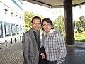 Otabek Mahkamov and Andrey Malakhov (10.24.2011).JPG