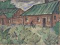 Otto Mueller Häuser mit grünen Dächern.jpg