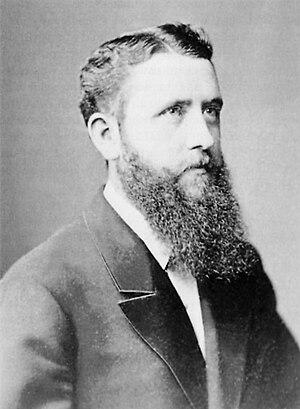 Otto Schoetensack - Otto Schoetensack (1882)