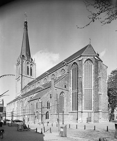 Kleine foto van Grote of Martinikerk