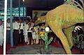 Oviraptor - Dinosaurs Alive Exhibition - Science City - Calcutta 1995-June-July 015.JPG