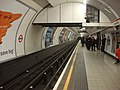 Oxford Circus tube station, Eastbound, Central line, platform 2 - geograph.org.uk - 1143598.jpg