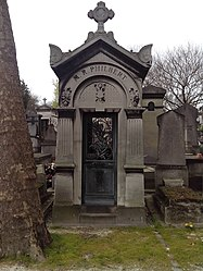 Charles Marteau: Tomb of Philbert