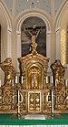 Pörtschach Pfarrkirche hl. Johannes d. T. Hochaltar 29092018 4798.jpg