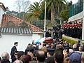 P1110178 Enterro Fraga Perbes - cadaleito, banda.JPG