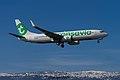 PH-GUV Boeing B737-8EH-SEP-W B738 - TRA (32996417602).jpg
