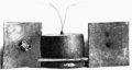 PSM V56 D0319 Testing detonators on iron plates.png